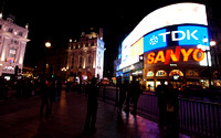 Picadilly very late