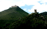 Classic shot of the Abbey of Monte Cassino